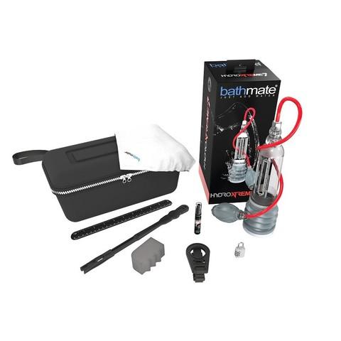 Гидропомпа HYDROXTREME7 прозрачная (стар. арт. HM-30-X-CC Hygromax Xtreme 30)