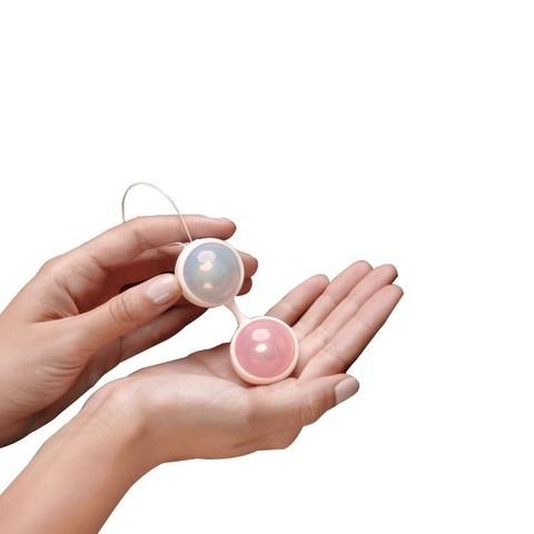 Комплект тренажера Кегеля, вагинальные шарики Luna Beads II Kegel Ball