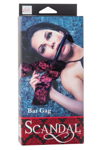 Scandal® Bar Gag - Black