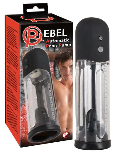 Помпа мужская вакуумная автоматическая фото