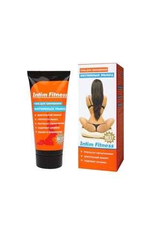 Гель для тренировки интимных мыщц Intim Fitness для женщин, 50 г