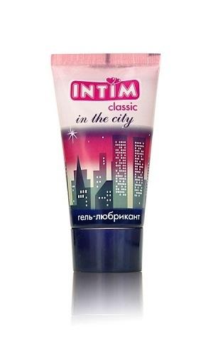 Intim Classic гель - любрикант туб, 60г. фото