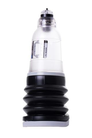 Гидропомпа Bathmate HYDROMAX3, ABS пластик, прозрачная, 22 см
