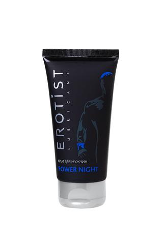 Крем Erotist для мужчин POWER NIGHT, 50 мл