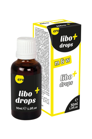 Капли для мужчин и женщин Libo + (m+w) 30 мл.