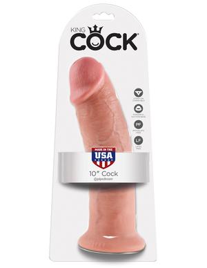 10 Cock Фаллоимитатор реалистик на присоске фото